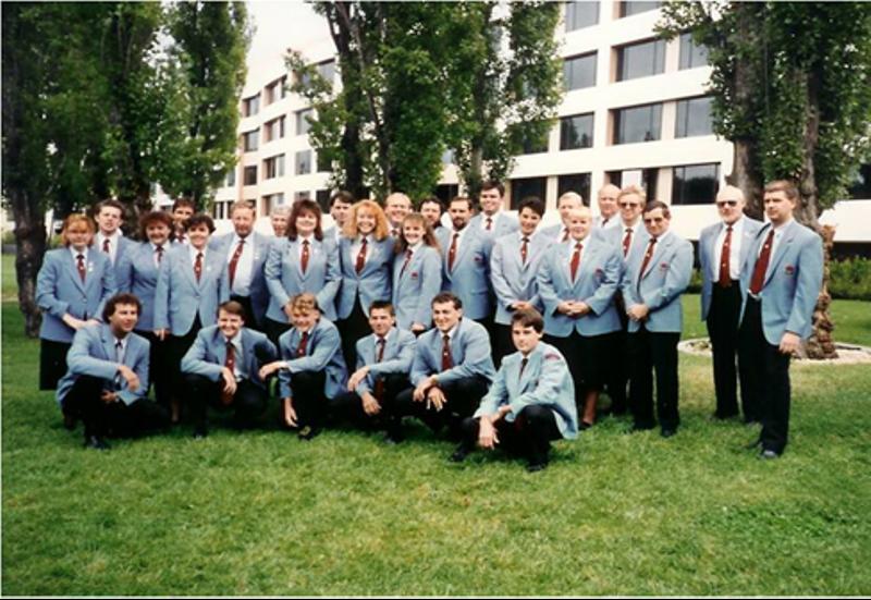 Waratah Brass 1990's