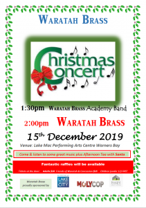 Christmas Concert – December 2019