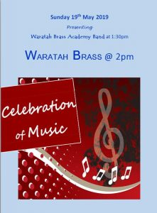 Celebration of Music Concert – May 2019