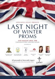Last Night of Winter Proms – August 2019